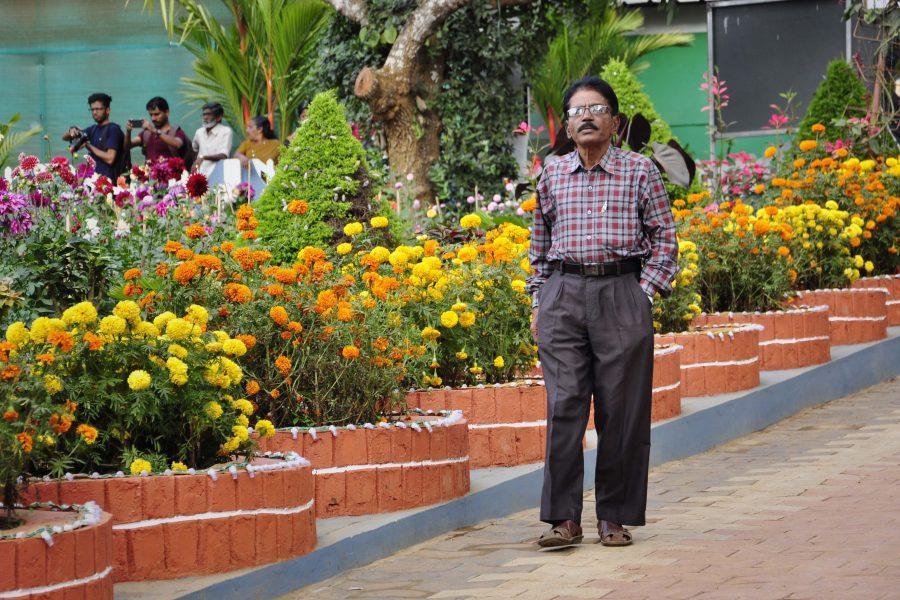 പൂപ്പൊലിയില് വിജയഗാഥ രചിച്ച് ഡോ പി.രാജേന്ദ്രന്
